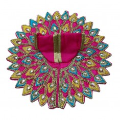 Rani Leaf Stone Work Dress
