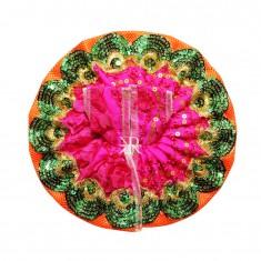 Rani Sitara Embroidered Work Dress