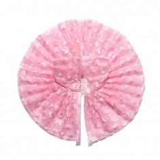 Pink Thread Work Dress