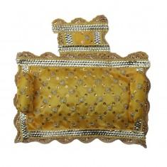 Yellow Designer Cushion Set